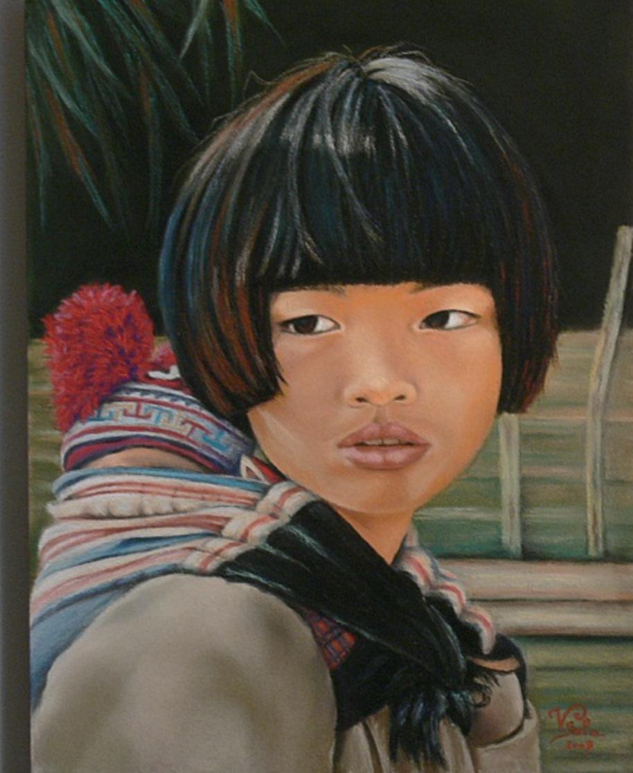 Le enfants du Laos