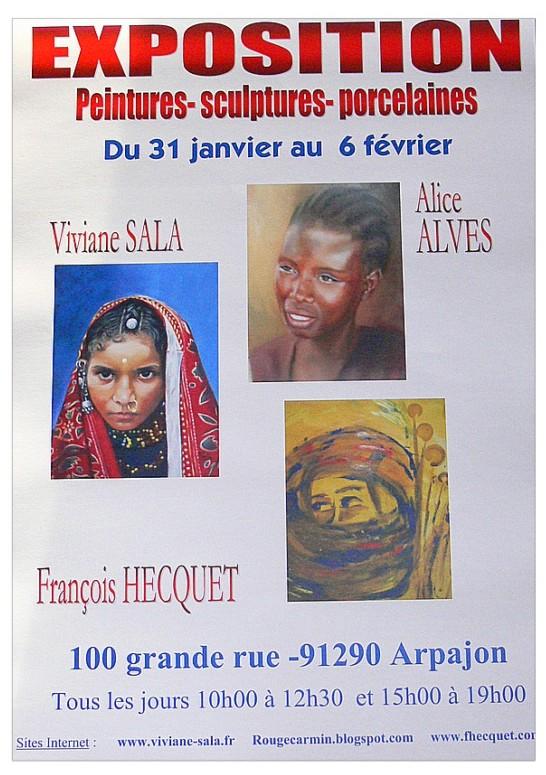 Exposition d'Arpajon