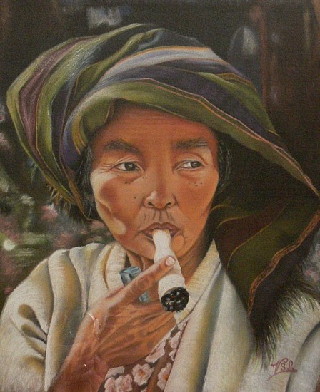 La birmane