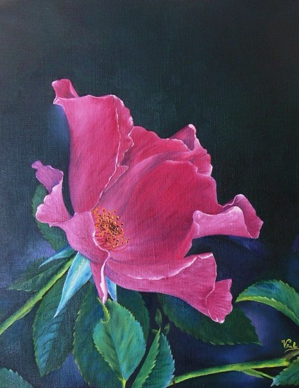 La Rose (3eme variante)